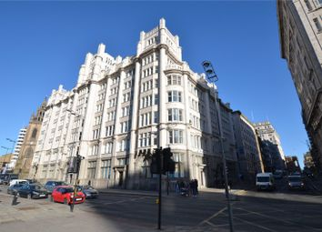 Thumbnail 2 bed flat for sale in Tower Building, 22 Water Street, Liverpool