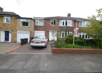 Thumbnail 4 bed semi-detached house for sale in Chapel Close, Newcastle Upon Tyne