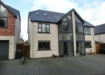 Thumbnail 4 bed semi-detached house for sale in Hollywood Drive, Hollywood, Birmingham