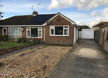 Thumbnail 3 bed semi-detached bungalow for sale in Church Lane, South Bersted, Bognor Regis