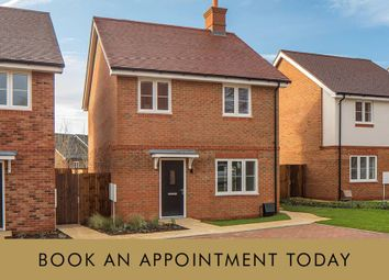 "Thumbnail 3 bed detached house for sale in ""The Brook A"" at Amlets Lane, Cranleigh"