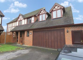 Thumbnail 4 bed detached house for sale in Holm Grove, Hillingdon