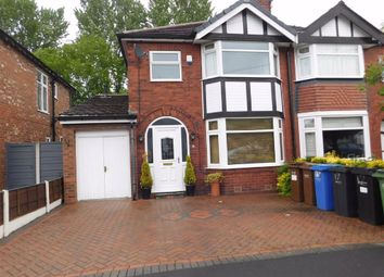 Thumbnail 3 bed semi-detached house for sale in Bideford Road, Offerton, Stockport