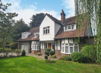 Thumbnail 4 bedroom detached house for sale in Lower Road, Fetcham, Leatherhead