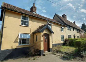 Thumbnail 3 bed cottage to rent in Lime Kilns, Coddenham, Ipswich