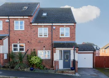 Thumbnail 4 bedroom semi-detached house for sale in Myrtle Close, Heeley, Sheffield