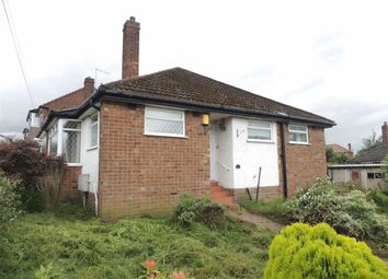 Thumbnail 2 bed bungalow for sale in Harris Close, Denton, Manchester