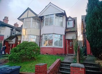 Thumbnail 3 bed semi-detached house to rent in 17 Salisbury Drive, Manchester, Lancashire