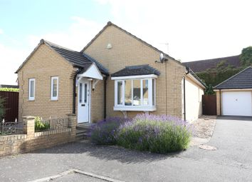 Thumbnail 3 bed detached bungalow for sale in Wharton Close, Wellingborough