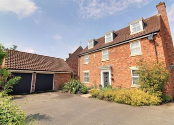 Thumbnail 5 bedroom detached house for sale in Wilkinson Drive, Ipswich