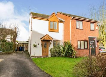 Thumbnail 2 bed semi-detached house for sale in Fernleigh, Leyland, Lancashire