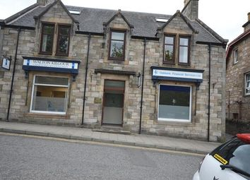 Thumbnail 1 bed flat to rent in Flat3, 28 Bonnethill Road, Pitlochry