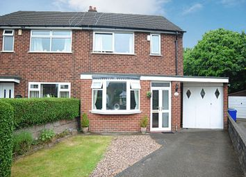 Thumbnail 3 bedroom semi-detached house for sale in Priorfield Close, Longton, Stoke-On-Trent