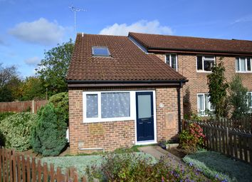 Thumbnail 2 bed end terrace house for sale in Meadows Leigh Close, Weybridge