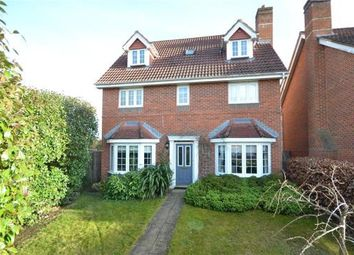 Thumbnail 5 bed detached house for sale in Kingsley Square, Elvetham Heath, Hampshire