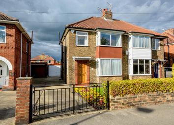 Thumbnail 3 bedroom semi-detached house for sale in Bad Bargain Lane, Burnholme