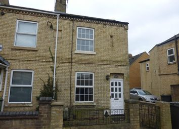 Thumbnail 2 bedroom property to rent in Crawthorne Street, Peterborough