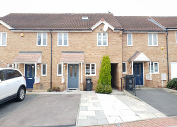 Thumbnail 4 bed town house for sale in Dunire Close, Beaumont Leys, Leicester