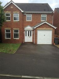 Thumbnail 4 bed detached house to rent in Casson Drive, Stoke Park, Bristol