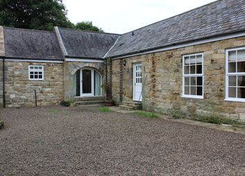 Thumbnail 2 bed cottage to rent in Mitford, Lightwater, Mitford, Morpeth
