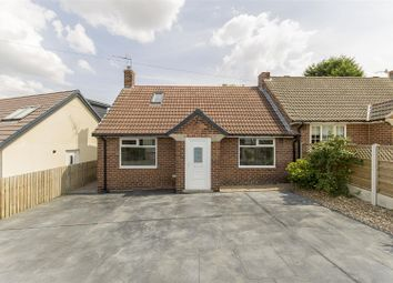 Thumbnail 3 bed semi-detached bungalow for sale in Myrtle Grove, Hollingwood, Chesterfield