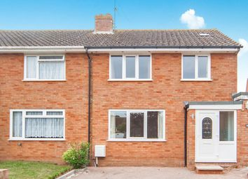 Thumbnail 3 bed semi-detached house to rent in Clinton Close, Budleigh Salterton
