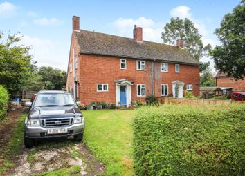 Thumbnail 3 bed semi-detached house for sale in North Acre, Longparish