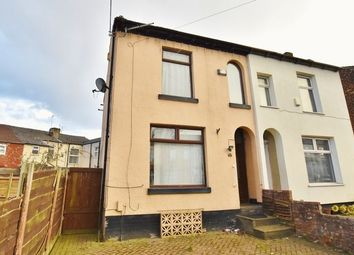 Thumbnail 2 bed semi-detached house for sale in Shakespeare Crescent, Eccles, Manchester