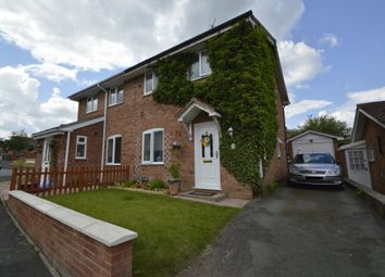 Thumbnail 3 bed semi-detached house for sale in Stanhill Road, Shrewsbury