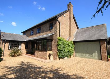 Thumbnail 4 bed detached house for sale in School Lane, Greenfield