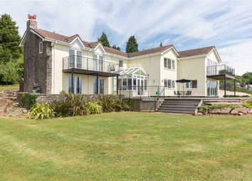 Thumbnail 6 bed detached house for sale in Llanvaches, Chepstow, Monmouthshire
