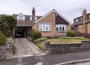 Thumbnail 3 bed detached house for sale in Leek Lane, Biddulph Moor, Staffordshire