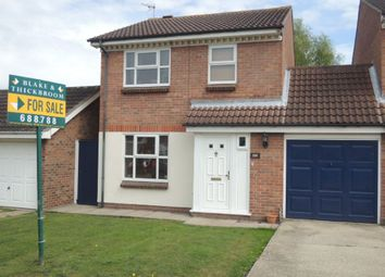 Thumbnail 3 bed link-detached house for sale in Dorking Crescent, Clacton-On-Sea