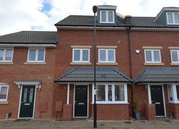 Thumbnail 4 bed terraced house for sale in Brickworks Close, St George
