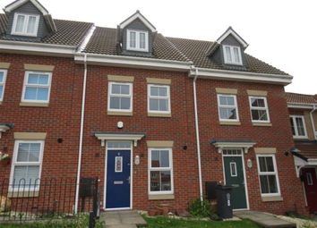 Thumbnail 3 bed town house for sale in Welbury Road, Hamilton, Leicester