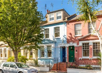 Archel Road, London W14. 4 bed terraced house
