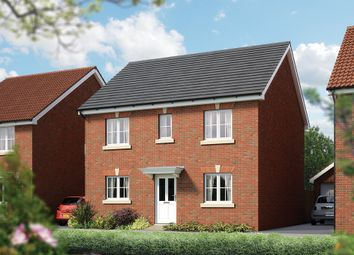"Thumbnail 4 bed detached house for sale in ""The Buxton"" at Harbour Road, Seaton"