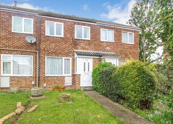Thumbnail 2 bed terraced house to rent in Northdale Close, Kempston, Bedford