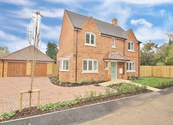 Thumbnail 4 bed detached house for sale in Martins Lane, Dorchester-On-Thames, Wallingford