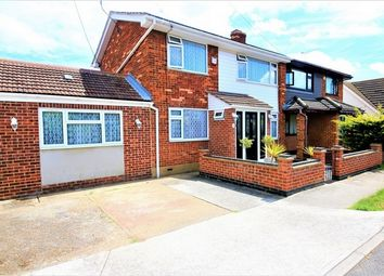 Thumbnail 3 bed semi-detached house for sale in Margraten Avenue, Canvey Island, Essex
