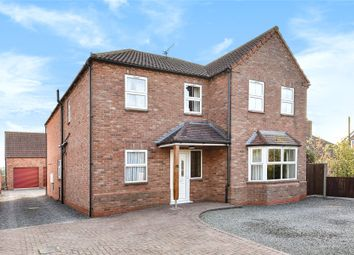Thumbnail 4 bed detached house for sale in Horsepit Lane, Pinchbeck