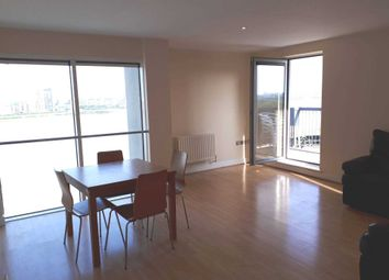 Thumbnail 2 bed flat to rent in Six Floor - Erebus Drive, Royal Artillery Quays, Riverside, London