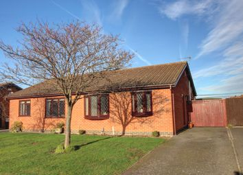 Thumbnail 2 bed bungalow for sale in Trent Road, Hinckley