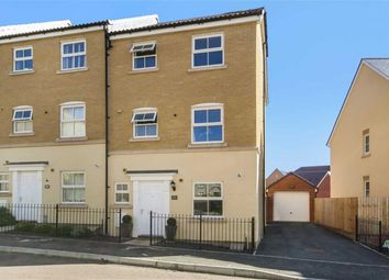 Thumbnail 4 bed end terrace house for sale in Truscott Avenue, Redhouse, Wiltshire