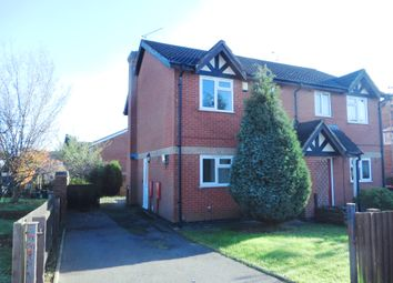 Thumbnail 3 bed semi-detached house for sale in Dovedale Avenue, Sutton-In-Ashfield