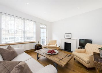 Thumbnail 2 bed mews house to rent in Montagu Mews West, Marylebone, London