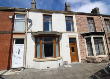 Thumbnail 3 bed terraced house to rent in Kent Street, Fleetwood