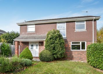 Thumbnail 4 bed detached house for sale in Maplehurst Road, Chichester