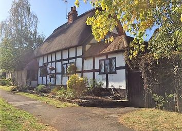 Thumbnail 3 bed cottage for sale in Evesham Road, Salford Priors, Evesham