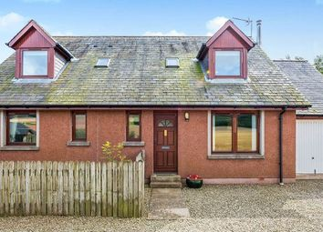 Thumbnail 4 bedroom detached house for sale in West Cairnbeg, Laurencekirk, Kincardineshire